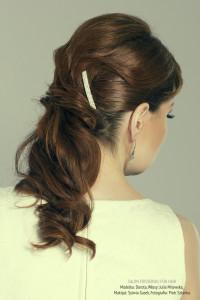 FRYZURA ŚLUBNA FOR HAIR