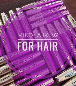 Mikołajki w For Hair